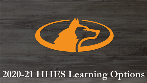 20-21 HHES Learning Options