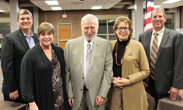 HHSC Elects School Board Officers