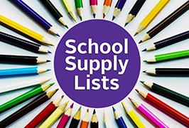 2020-2021 HHES School Supply List