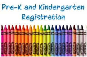 Kindergarten Roundup Information 20 - 21