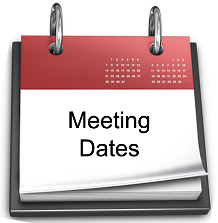 2019-2020 Meeting Dates(Click Here)