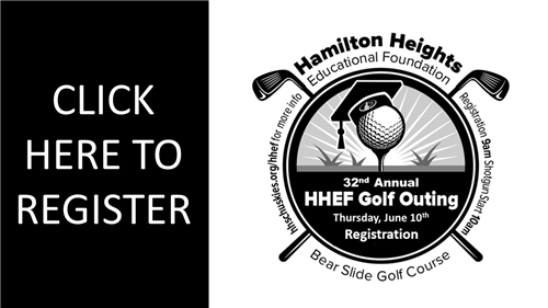 HHEF Golf Outing Registration