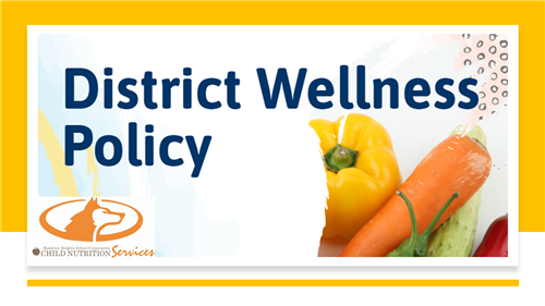 district wellness policy