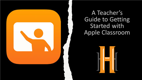 Apple Classroom Guide